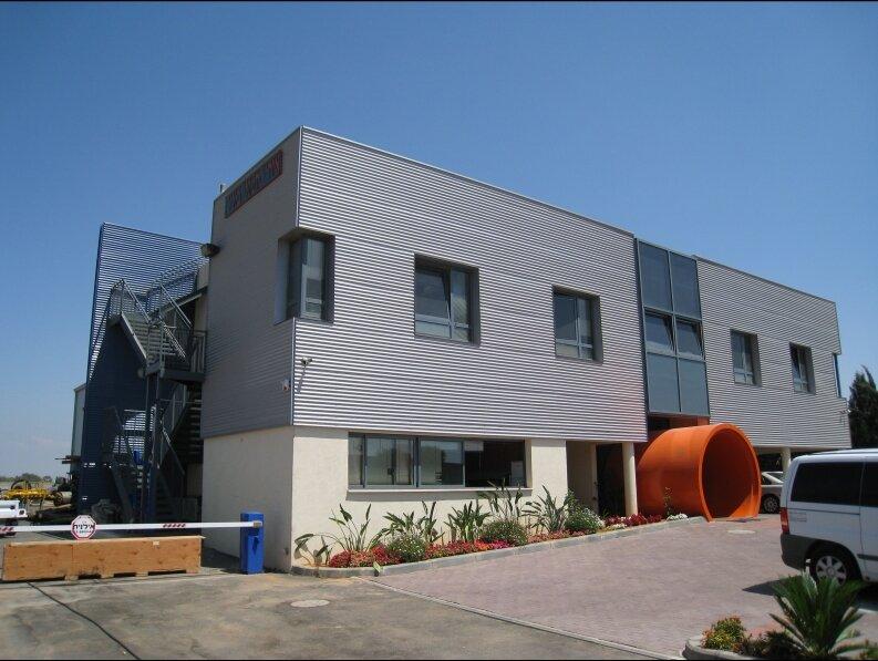 מתחם משרדנו, הסדנה והמפעל